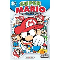 SUPER MARIO MANGA ADVENTURES T18 - Manga au prix de 6,99€