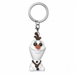 PORTE CLES POCKET POP REINE DES NEIGES 2 OLAF 4CM - Porte Clés au prix de 7,95€