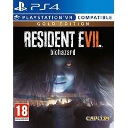 PS4 RESIDENT EVIL 7 GOLD EDITION OCC - Jeux PS4 au prix de 14,95€