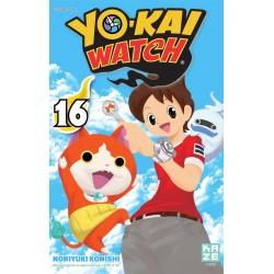 YOKAI WATCH T16 - Manga au prix de 6,89€