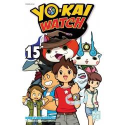 YOKAI WATCH T15 - Manga au prix de 6,89€