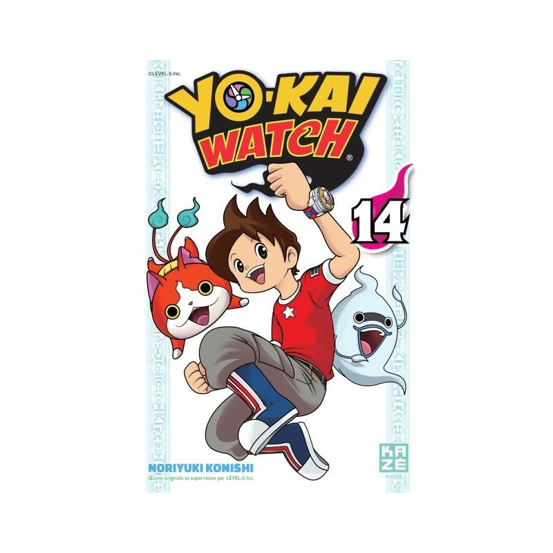 YOKAI WATCH T14 - Manga au prix de 6,89€