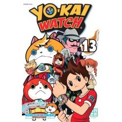 YOKAI WATCH T13 - Manga au prix de 6,89€