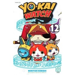 YOKAI WATCH T12 - Manga au prix de 6,89€