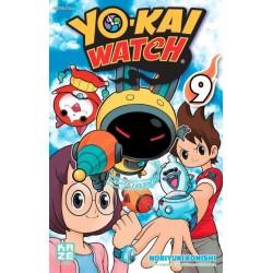 YOKAI WATCH T09 - Manga au prix de 6,89€