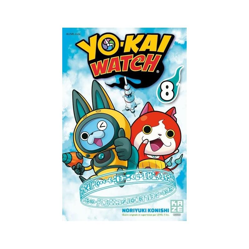 YOKAI WATCH T08 - Manga au prix de 6,89€