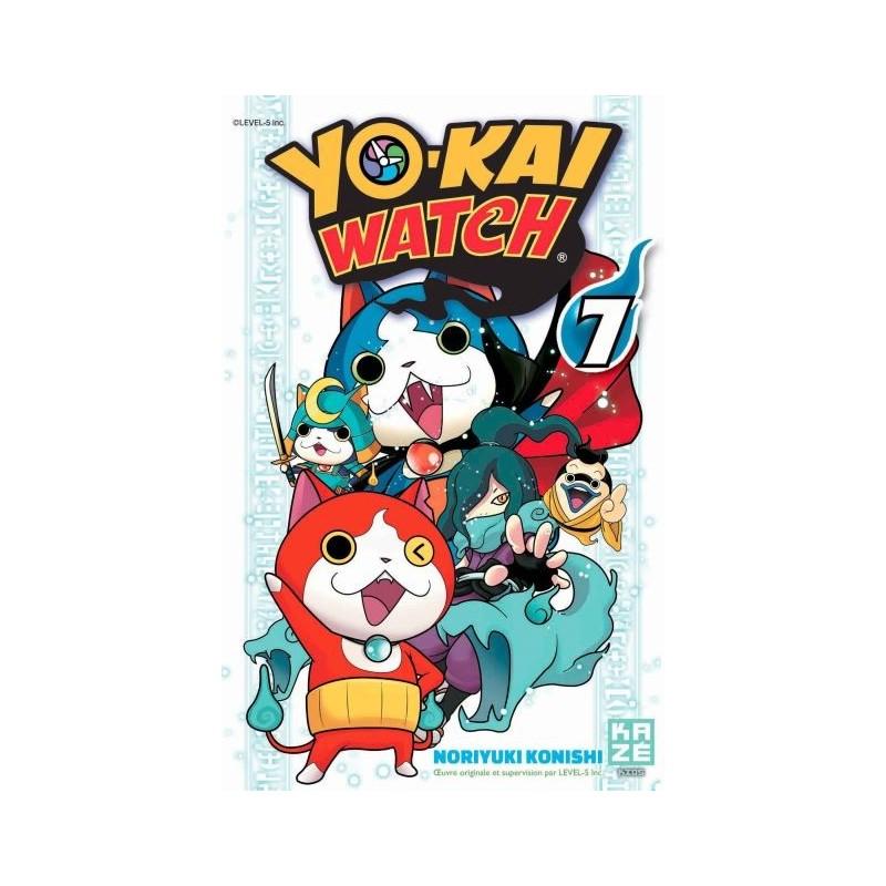 YOKAI WATCH T07 - Manga au prix de 6,89€