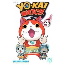 YOKAI WATCH T04 - Manga au prix de 6,89€