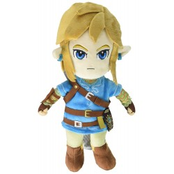 PELUCHE BREATH OF THE WILD LINK 28 CM - Peluches au prix de 29,95 €