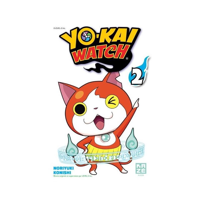 YOKAI WATCH T02 - Manga au prix de 6,89€