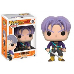 POP DRAGON BALL Z 107 TRUNKS - Figurines POP au prix de 14,95 €