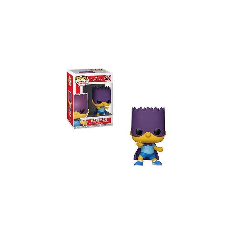 POP SIMPSONS 503 BARTMAN - Figurines POP au prix de 14,95€