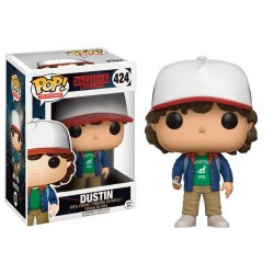 POP STRANGER THINGS 424 DUSTIN - Figurines POP au prix de 14,95 €