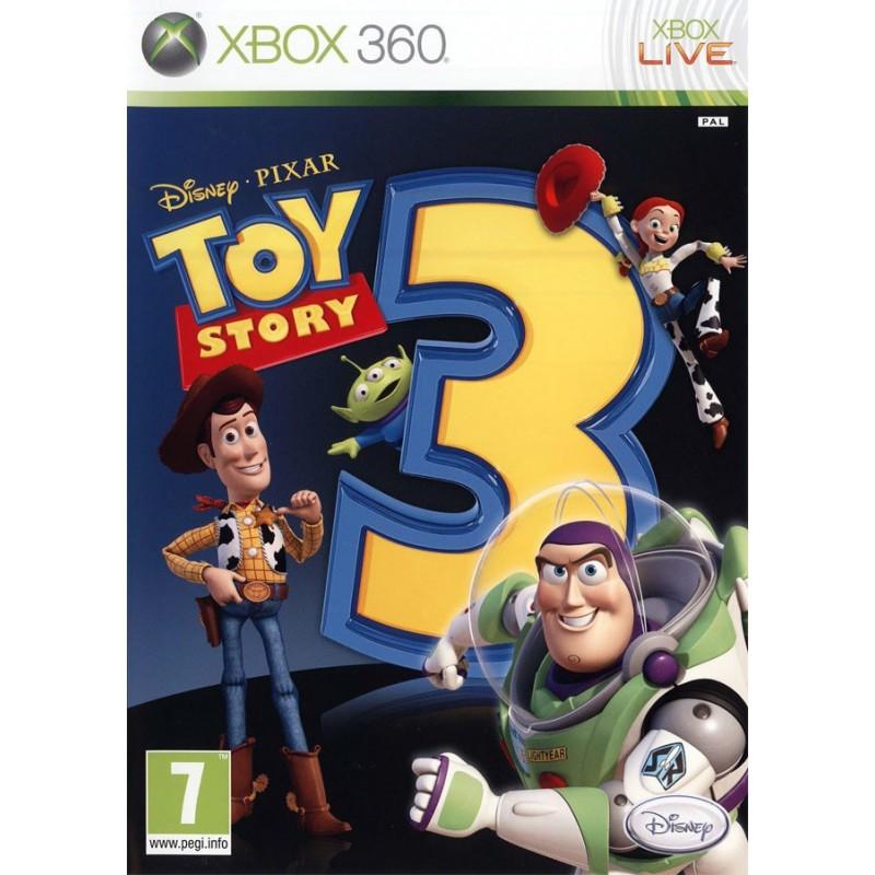 X360 TOY STORY 3 - Jeux Xbox 360 au prix de 12,95€