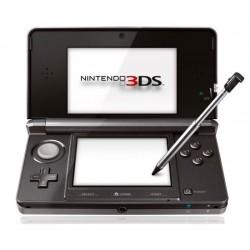 CONSOLE 3DS NOIRE - Consoles 3DS au prix de 69,95€