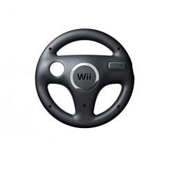 VOLANT WII OFFICIEL NOIR - Accessoires Wii au prix de 4,95€