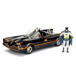 REPLIQUE BATMOBILE 1966 1:24 - Figurines au prix de 29,95 €