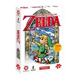 PUZZLE ZELDA LINK ARC DU HERO 360 PIECES - Puzzles au prix de 11,95€