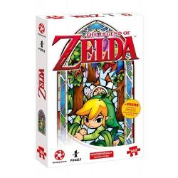 PUZZLE ZELDA LINK BOOMERANG 360 PIECES - Puzzles au prix de 11,95€