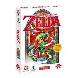 PUZZLE ZELDA LINK REQIUEM 360 PIECES - Puzzles au prix de 11,95€