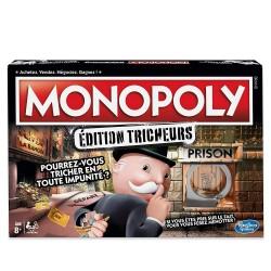 MONOPOLY EDITION TRICHEURS - Jeux de Société au prix de 39,95€