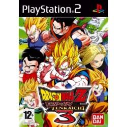 PS2 DRAGON BALL Z BUDOKAI TENKAICHI 3 - Jeux PS2 au prix de 9,95€