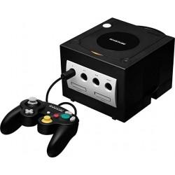 CONSOLE GAMECUBE NOIRE - Consoles GameCube au prix de 29,95€