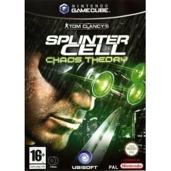 GC SPLINTER CELL CHAOS THEORY - Jeux GameCube au prix de 7,95€