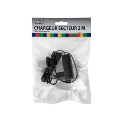 CHARGEUR SECTEUR NES UNDERCONTROL 2M - Accessoires NES au prix de 9,95€