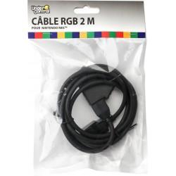 CABLE RGB NES 2M UNDERCONTROL - Accessoires NES au prix de 9,95€