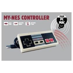 MANETTE NES USB PC - Accessoires NES au prix de 12,95€