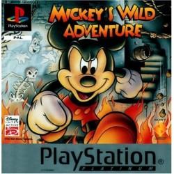 PSX MICKEY WILD ADVENTURE PLATINUM - Jeux PS1 au prix de 9,95€