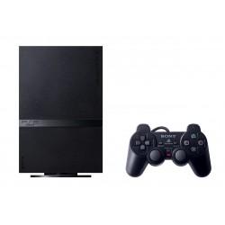 CONSOLE PS2 SLIM NOIRE - Consoles PS2 au prix de 39,95€