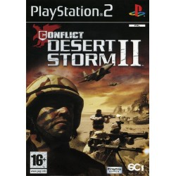 PS2 CONFLICT DESERT STORM 2 - Jeux PS2 au prix de 3,95€