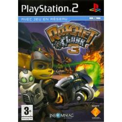 PS2 RATCHET ET CLANK 3 - Jeux PS2 au prix de 9,95€