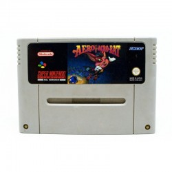 SN AERO THE ACRO BAT (LOOSE) - Jeux Super NES au prix de 19,95 €