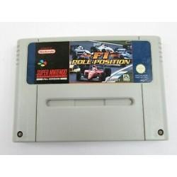 SN F1 POLE POSITION (LOOSE) - Jeux Super NES au prix de 3,95€