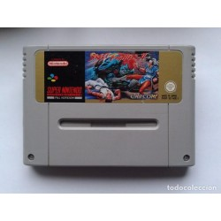 SN STREET FIGHTER 2 (LOOSE) - Jeux Super NES au prix de 9,95 €