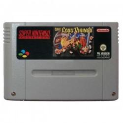 SN THE LOST VIKINGS (LOOSE) - Jeux Super NES au prix de 24,95€