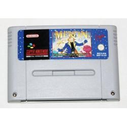 SN YOUNG MERLIN (LOOSE) - Jeux Super NES au prix de 12,95€