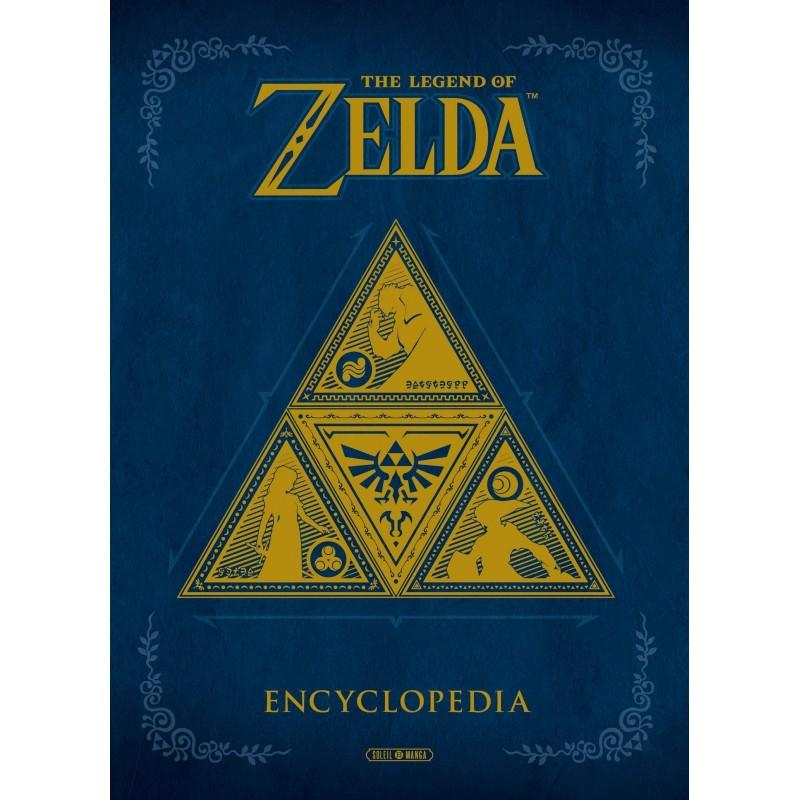 THE LEGEND OF ZELDA : ENCYCLOPEDIE - Manga au prix de 45,00€