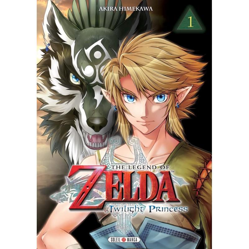 THE LEGEND OF ZELDA TWILIGHT PRINCESS T01 - Manga au prix de 7,99€