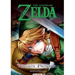 THE LEGEND OF ZELDA TWILIGHT PRINCESS T02 - Manga au prix de 7,99€