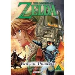THE LEGEND OF ZELDA TWILIGHT PRINCESS T03 - Manga au prix de 7,99€