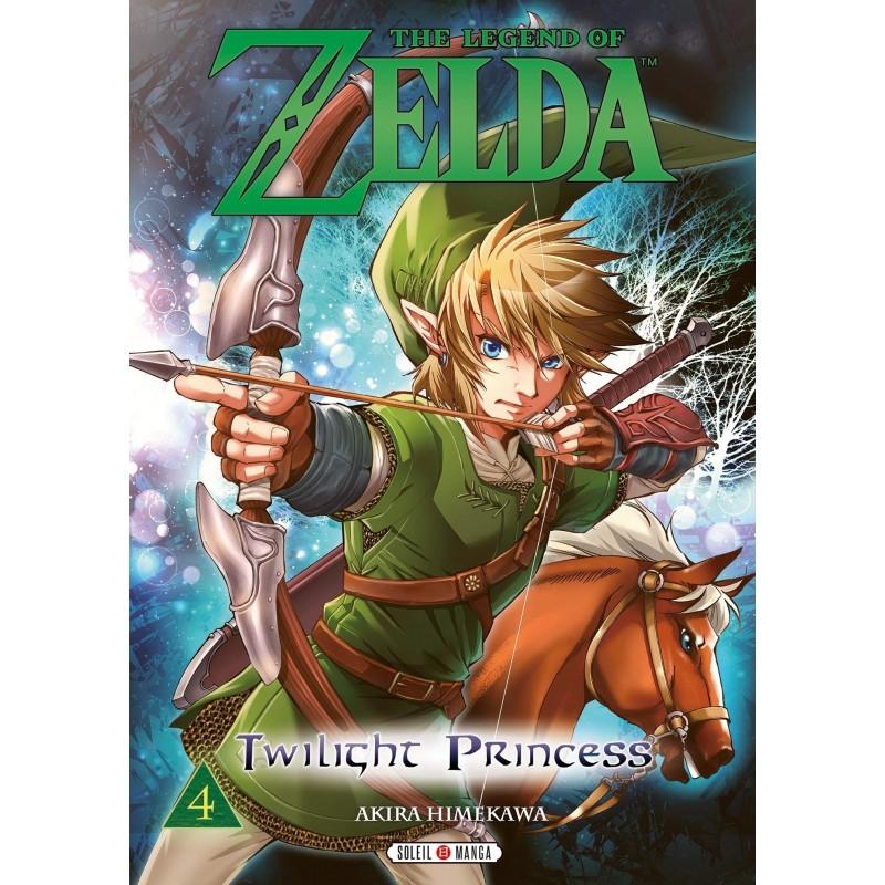 THE LEGEND OF ZELDA TWILIGHT PRINCESS T04 - Manga au prix de 7,99€