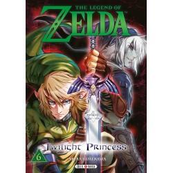 THE LEGEND OF ZELDA TWILIGHT PRINCESS T06 - Manga au prix de 7,99€