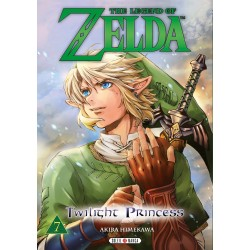THE LEGEND OF ZELDA TWILIGHT PRINCESS T07 - Manga au prix de 7,99 €