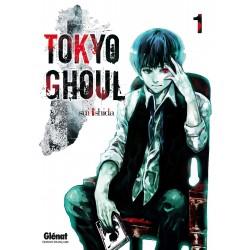 TOKYO GHOUL T01 - Manga au prix de 6,90€
