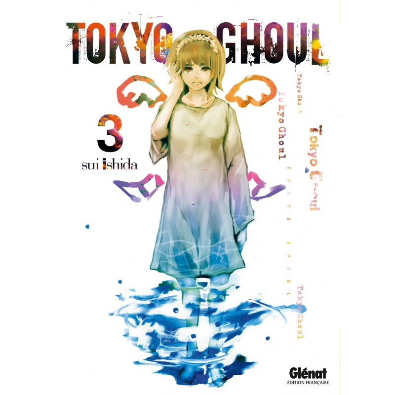 TOKYO GHOUL T03 - Manga au prix de 6,90€