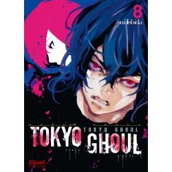 TOKYO GHOUL T08 - Manga au prix de 6,90€